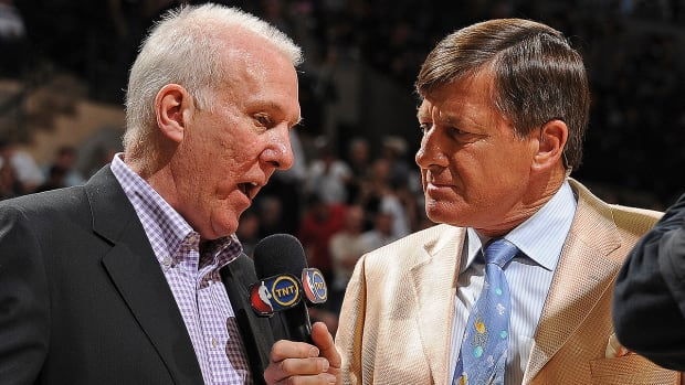 Craig Sager: Gregg Popovich said he would be nice when I return - Image