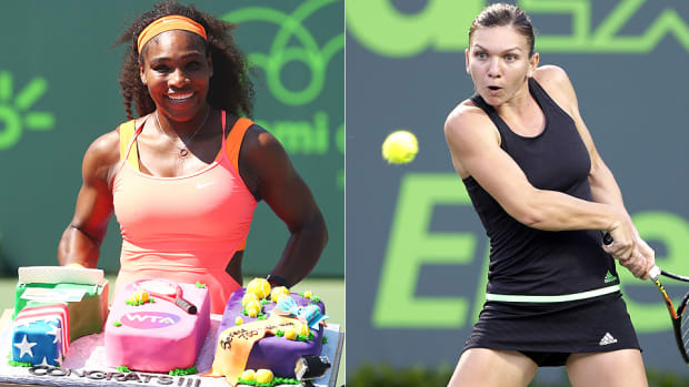 Serena Williams Simona Halep 960