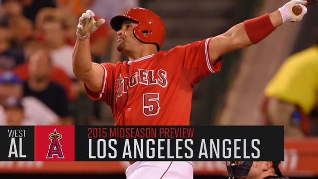 Los Angeles Angels 2015 midseason preview IMAGE