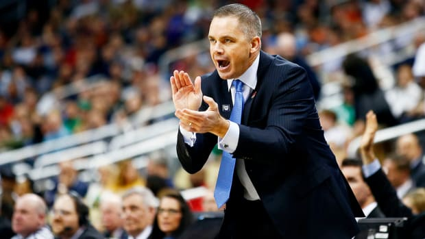 Butler extends coach Chris Holtmann through 2021 IMAGE