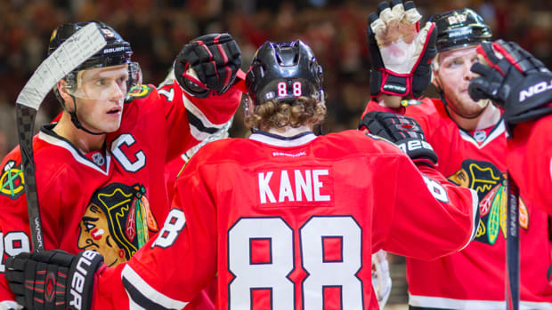 Chicago Blackhawks Stanley Cup odds