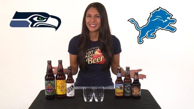 Mustard Minute: Week 4 Monday Night Football Beer Pick 'Em IMG