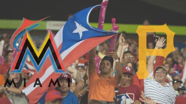 Pirates, Marlins to play two regular-season games in Puerto Rico -- IMAGE