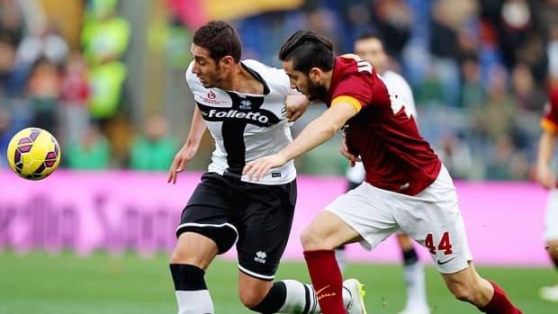Roma vs. Atalanta AP recap