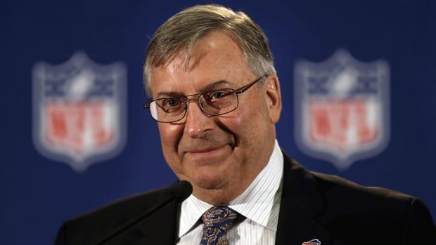 Buffalo Bills Terry Pegula toronto NFL franchise