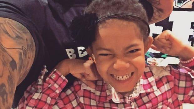 Devon Still daughter Leah cancer-free
