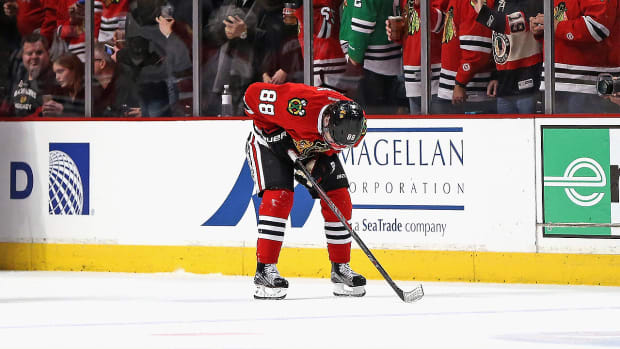Did the Chicago Blackhawks do enough to replace Patrick Kane? - Image