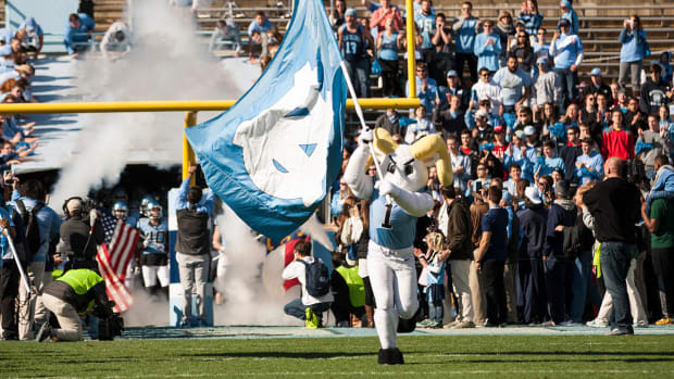 Former UNC athletes file class action lawsuit against school, NCAA IMAGE