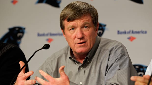 Marty Hurney Panthers GM