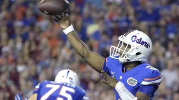 No. 13 Florida State Seminoles dominate No. 12 Florida Gators 27-2  -- IMAGE