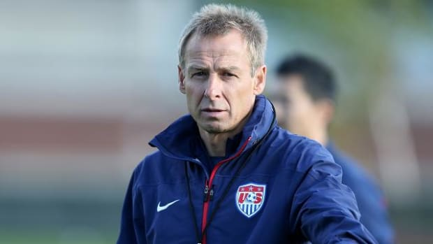 USMNT World Cup qualifying roster: Nagbe, Johnson in; Dempsey out -- IMAGE