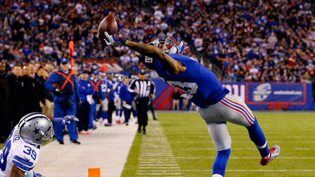 Odell Beckham Jr. on one-handed grab: 'Things will never be the same'-image