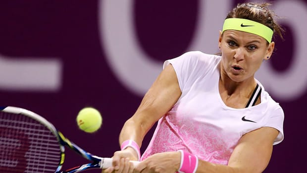 Lucie Safarova wins Qatar Open
