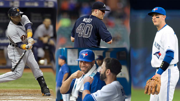 Three biggest headlines of 2015 MLB trade deadline--IMAGE