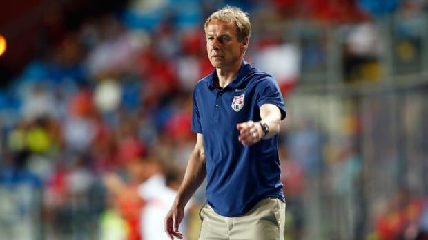 Klinsmann US Roster 0322