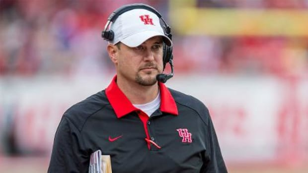 Tom Herman agrees to remain Houston head coach - IMAGE