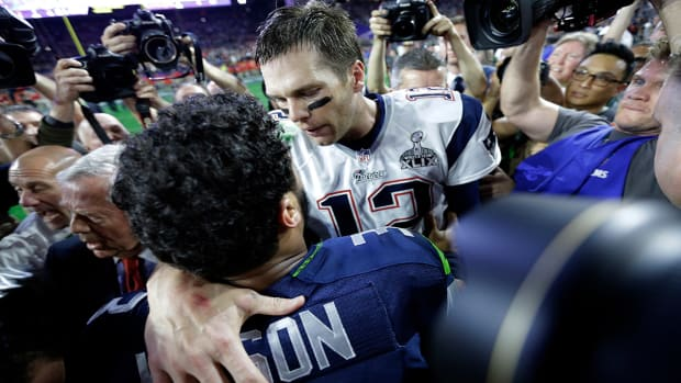 Three key factors from the Patriots' Super Bowl win IMAGE