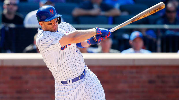New York Mets 3B David Wright will begin rehab assignment Monday--IMAGE