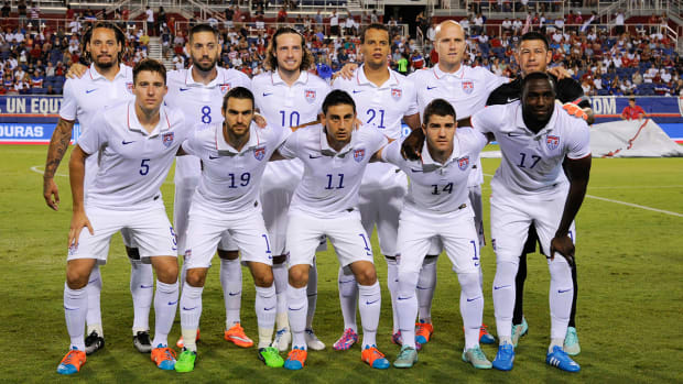 Report: U.S. men's national team to play friendly at RFK Stadium IMAGE