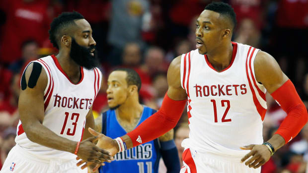 Fast Breaks: Houston Rockets team preview IMAGE