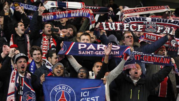 PSG fans chelsea