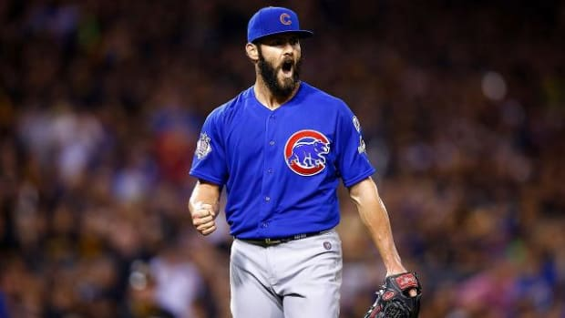Dallas Keuchel, Jake Arrieta win 2015 Cy Young Awards - IMAGE