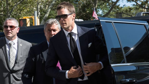 Reports: No settlement in latest round of Brady hearings IMAGE