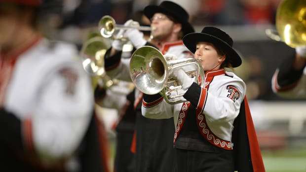 Texas to charge Texas Tech band at rivalry game - IMAGE
