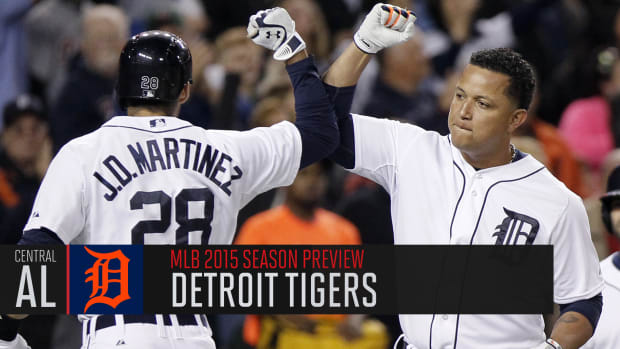 Verducci's Quick Pitch: 2015 Detroit Tigers IMG