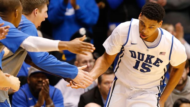 Will anyone challenge Jahlil Okafor as top NBA prospect?-image