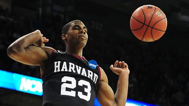 Wesley Johnson Harvard Crimson NCAA tournament team preview