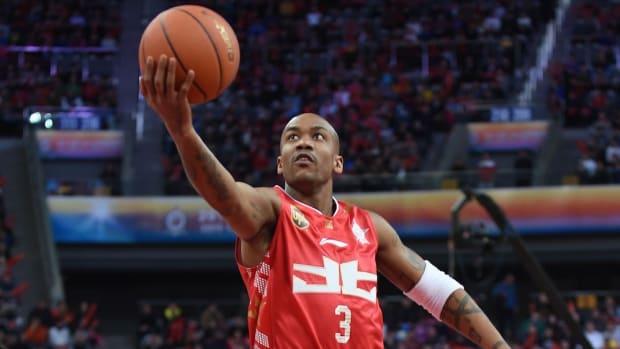 stephon marbury chinese basketball association