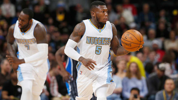 Report: Celtics trade Jameer Nelson to Nuggets for Nate Robinson IMAGE