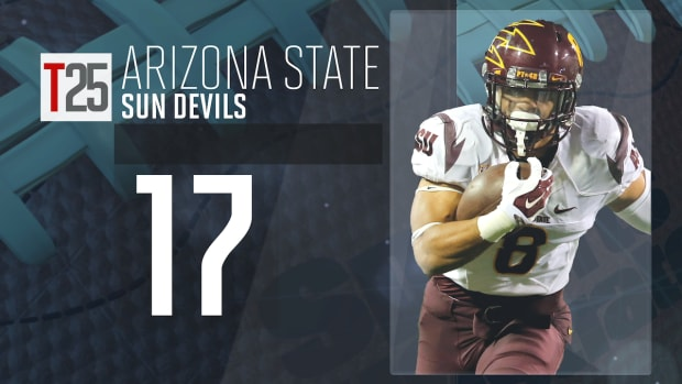 2015 college football preseason Top 25: Arizona State Sun Devils, No. 17 IMG