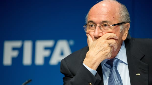 Sepp Blatter files appeal of FIFA suspension - IMAGE