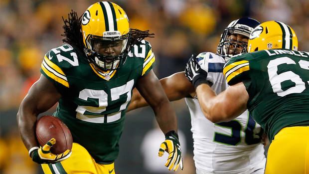NFL Week 2 injury roundup: Lacy, Alonso, Miller leave games with injuries--IMAGE
