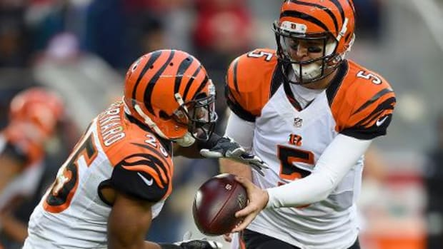 Monday Night preview: Bengals vs. Broncos IMAGE