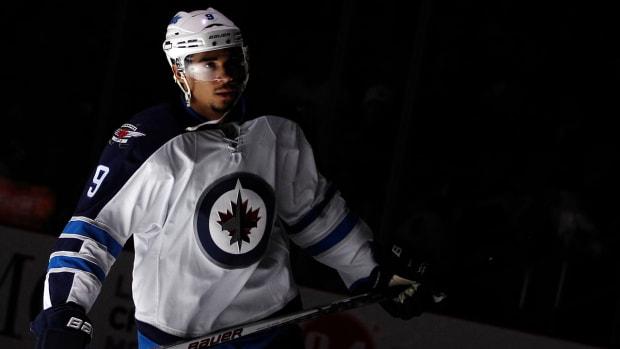 Jets trade Evander Kane to Sabres IMAGE