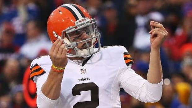 Report: Browns will start Johnny Manziel if he meets conditions -- IMAGE