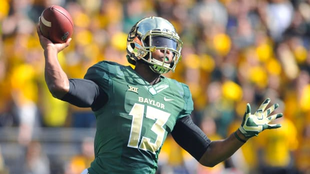 Baylor QB Chris Johnson to start Russell Athletic Bowl vs. UNC - IMAGE