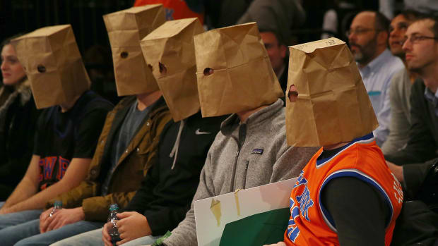 New York Knicks lose franchise-worst 60th game - image