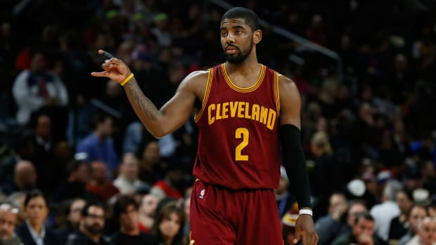 Kyrie Irving Cavaliers 55 points