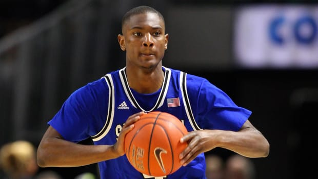 Seton Hall's Sterling Gibbs suspended two games IMAGE