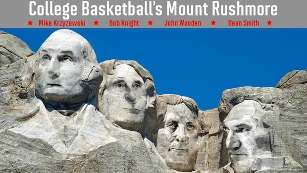 CBB Mount Rushmore