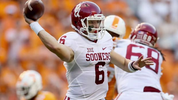 Oklahoma erases 17-point deficit, defeat Tennessee in double overtime -- image