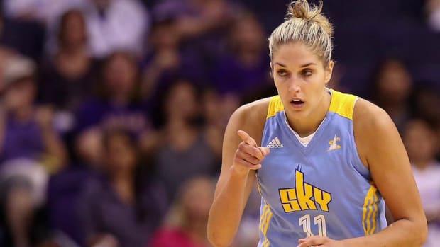 Chicago Sky's Elena Delle Donne named WNBA MVP - IMAGE