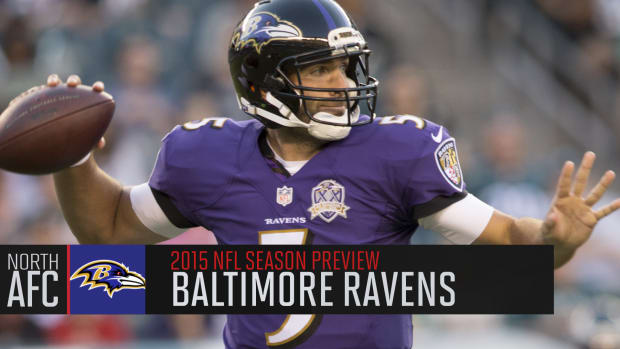 Baltimore Ravens 2015 season preview IMAGE