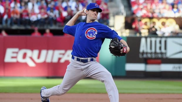 Cubs top Cardinals 6-3 to even NLDS at 1-1 -- image