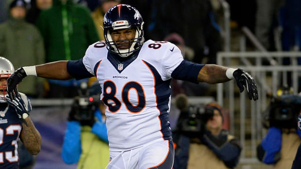 Reports: Julius Thomas to sign with Jaguars IMAGE