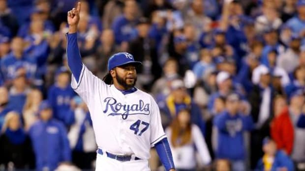 Johnny Cueto rejects $120 million offer from Diamondbacks - IMAGE